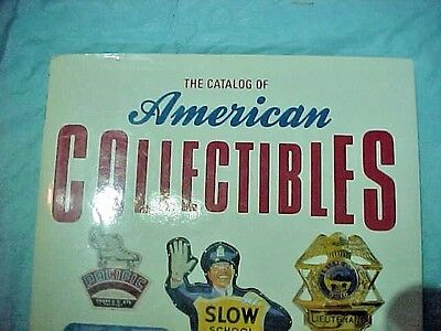 The Catalog of American Collectibles by Christopher Pearce c 1990 2