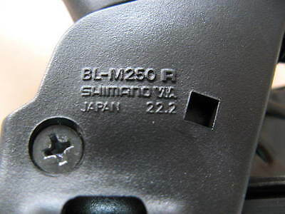 Brems//Schalthebel SL-M300//BL-M250 7-Gang Shimano Exage Country Vintage NOS