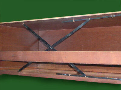 Rare Globe Wernicke® & Macey Scissor Door Mechanism 4