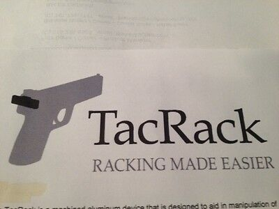 TacRack For S & W Shield Back Plate 7