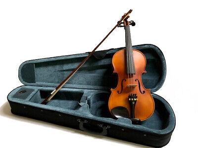 Violins-Bankruptcy-New 4/4 Adult Full Size Flame Maple Violin/Fiddle-German 2