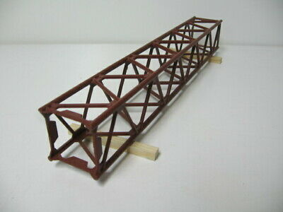Stahlträger gelb für Schwerlastwagen,Baustelle Ladegut 1:32 Gittermast Spur 1