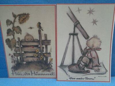 12 nostalgische Hummel Bilder Drucke ich gratuliere Dein für ewig mei Stern ... 3