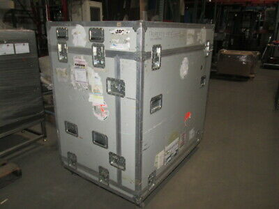 """trade show, road case, Shipping Container, 38 1/4"""" x 56 1/4"""" x 55"""" Used 2"""