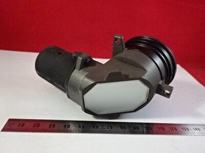 Leitz Wetzlar Allemagne Sm-Lux Miroir Illuminateur Microscope Pièce Tel Quel 6