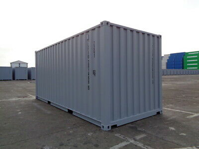 20' New Shipping Container / 20ft One Trip Shipping Container in Minneapolis, MN 7