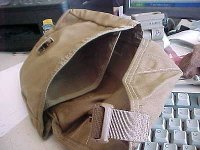 MILITARY ISSUE USMC IFAK Coyote Individual First Aid Kit Utility Pouch  PREPPER
