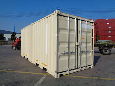 20' DC DUOCON (2x10') - 20' New / One Trip Container in Kansas City, KS, MO 2