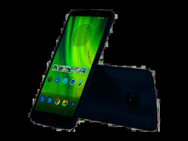 "Unlocked New Motorola Moto G6 Play XT1922-9 AT&T GSM Deep Indigo 5.7"" Phone 3"