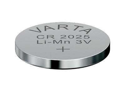Original Varta CR2016 CR2025 CR2032 Batterien Knopfzellen Knopfzelle MHD 2026 3