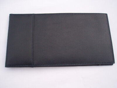 Miclub Navy leather golf autoscore card holder - Original and still the Best