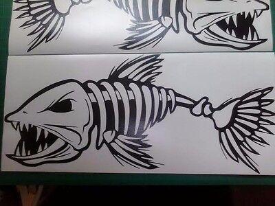 "Cobia Fish boat Decals large 23/"" Fishing graphics sticker mackerel 2"