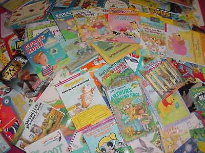 Lot of 20 Childrens Reading Bedtime-Story Time Kids BOOKS RANDOM MIX UNSORTED 11
