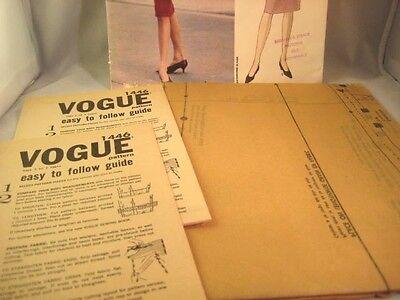 Vogue Paris Original Pattern 1446 Lanvin 3