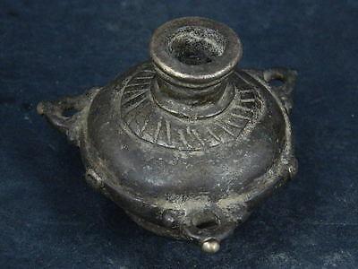Ancient Bronze Pot Gandhara/Gandharan 200 AD  #S4225 2