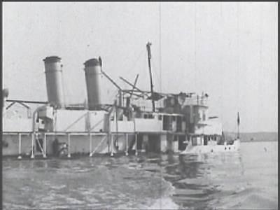 6-Captured Japanese Navy Fleet WW2 Films Submarine I-30 12