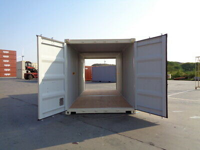20' DC DUOCON (2x10') - 20' New / One Trip Container in Kansas City, KS, MO 4