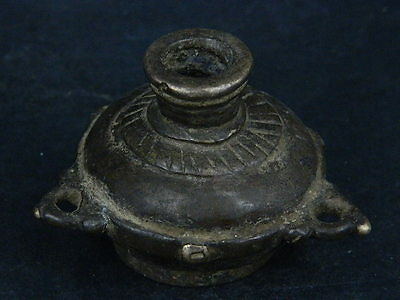 Ancient Bronze Pot Gandhara/Gandharan 200 AD  #S4225 3