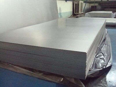 Magnesium Foil Small Sheet  1x120x100mm (very thick) 99.8% 3