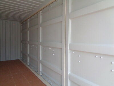 Open Side (OS) - 20' New / One Trip Shipping Container in Atlanta, GA 9