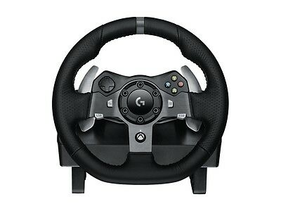 Logitech G920 Driving Force Racing Wheel for Xbox One and PC 2