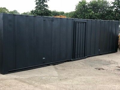32ft x 10ft Anti Vandal Toilet Container - ladies and mens toilet block
