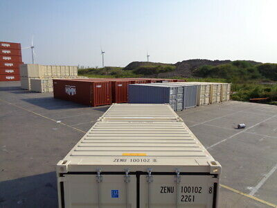 20' DC DUOCON (2x10') - 20' New / One Trip Container in Kansas City, KS, MO 6