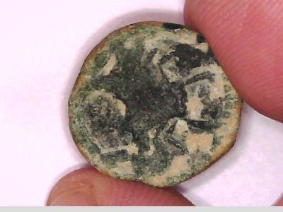 Roman Empire Emperor Augustus Zodiac Rare Scorpion Capricorn Provincial Coin 7