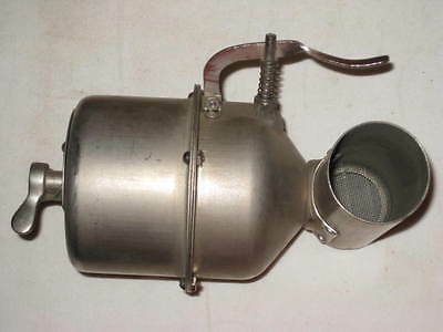 Vintage Air-Way Sanitary System Insector / Original Box / VERY NICE 4