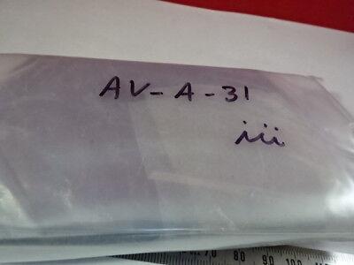 Optique Infrarouge Épais Silicone Métal CO2 Réflecteur Laser Tel Quel &av-a-31 11