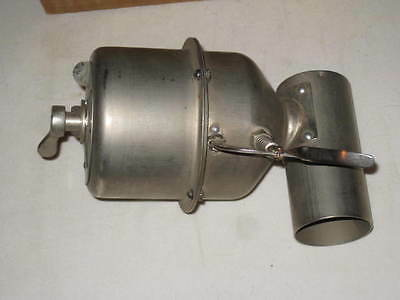 Vintage Air-Way Sanitary System Insector / Original Box / VERY NICE