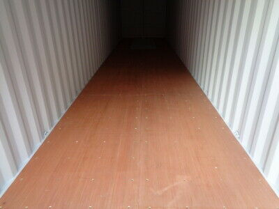 Double Door(DD) - 40' HC New / One Trip Shipping Container in El Paso, TX 9