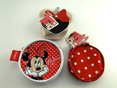 Disney Pluto & Minnie Hunde & Katzen Accessoires Dispenser Börse Etui NEU! 3