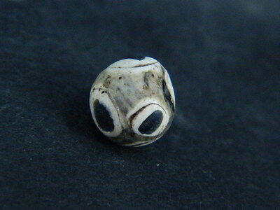 Ancient Glass Mosaic Eyes Bead Roman 200 BC  #ML405 3