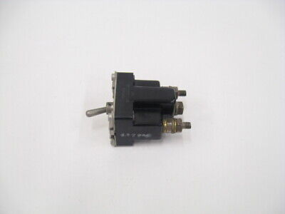 PN AN3022-10 fsn 5930-636-0499 Aircraft mfr 8214k3 NOS Limit Switch SPST
