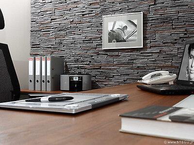VENEZIA GRAPHITE Fliesen Verblender Steinriemchen Wandverkleidung 45,80 €//m²