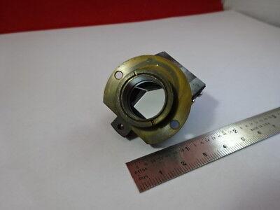 Optique Monté Prismes Zeiss Microscope Pièce Optiques comme sur la Photo &92-89 3