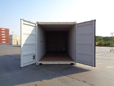 20' DC DUOCON (2x10') - 20' New / One Trip Container in Kansas City, KS, MO 9
