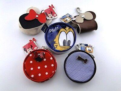 Disney Pluto & Minnie Hunde & Katzen Accessoires Dispenser Börse Etui NEU! 4