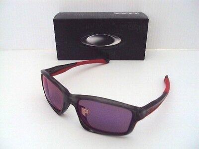 f8010dc0ab25 ... Oakley Chainlink Grey Smoke W  00Red Iridium Polarized 9247-10  Sunglasses 6