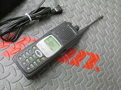 MOTOROLA XTS5000 MODEL Iii Uhf Fpp Astro P25 Digital Police Radio Pkg  #329