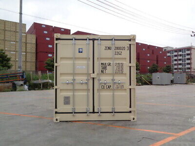 Open Side (OS) - 20' New / One Trip Shipping Container in Atlanta, GA 10