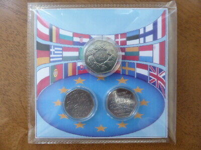 2020 Brexit 50p uncirculated Coin,1973 50p circulated coin & circulated 1998 50p 5