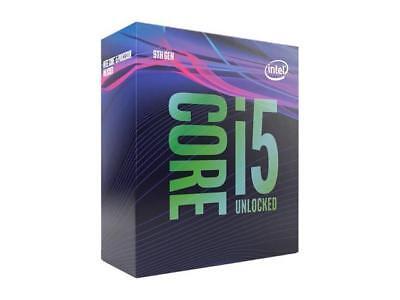 Intel Core i5-9600K Coffee Lake 6-Core 3.7 GHz (4.6 GHz Turbo) Desktop Processor 3
