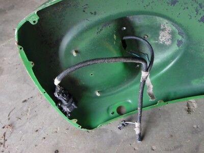 John Deere 7000 series tractor left fender Tag #2822 6