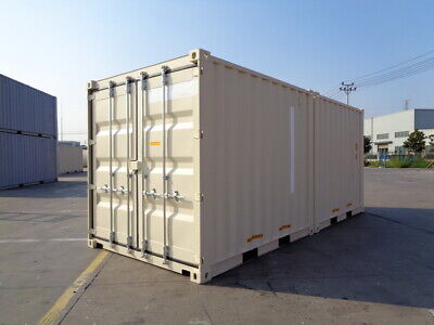 20' DC DUOCON (2x10') - 20' New / One Trip Container in Kansas City, KS, MO 3
