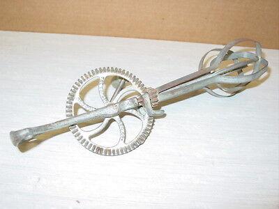 Vintage,Taplin,Light Running,Rotary,Egg Beater,Metal hand mixer kitchen tool