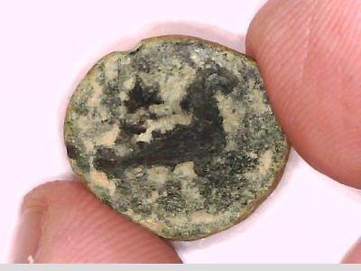 Roman Empire Emperor Augustus Zodiac Rare Scorpion Capricorn Provincial Coin 5