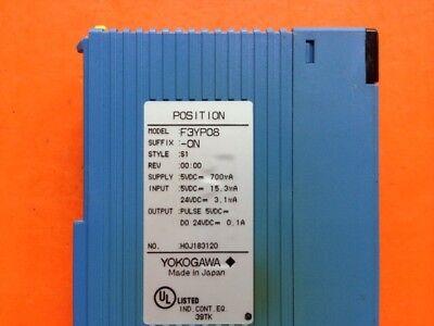 1PC USED Yokogawa F3YP080N F3YP08-0N
