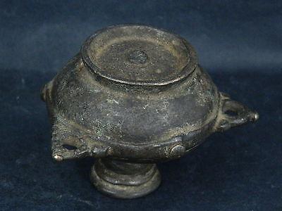 Ancient Bronze Pot Gandhara/Gandharan 200 AD  #S4225 6
